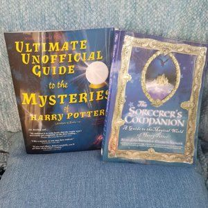 Harry Potter unofficial user guides bundle